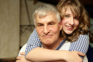 A family member is dealing with the dementia of his family member