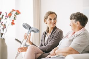 Hospitalizing person with dementia