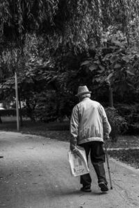 Guardianship and old age